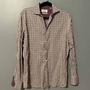 Ted Baker London shirt size 15.5